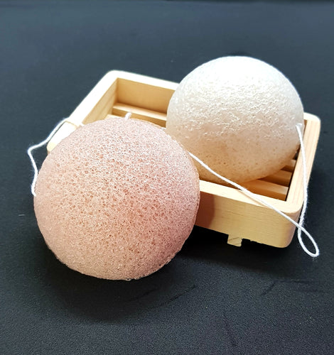 Konjac Face & Body Sponge