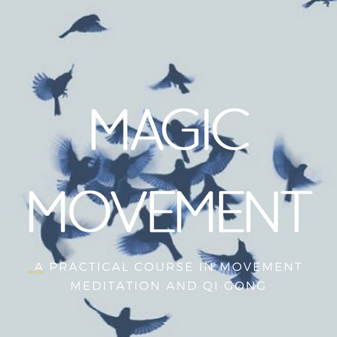Thur 26th April 6 - 7.30pm (7 wk course) Magic Movement - Qi Gong Classes