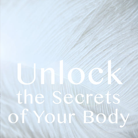 """Unlock the Secrets of Your Body""      Energy Ritual & Relaxation Massage"