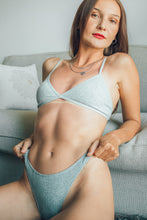 Load image into Gallery viewer, Perfezione Everyday Perfezione bralette gray