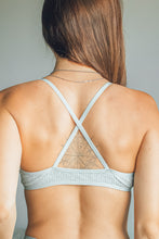 Load image into Gallery viewer, Everyday Perfezione bralette gray