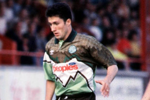 Celtic 1991-1992 Away Shirt