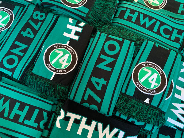 1874 Home Scarf