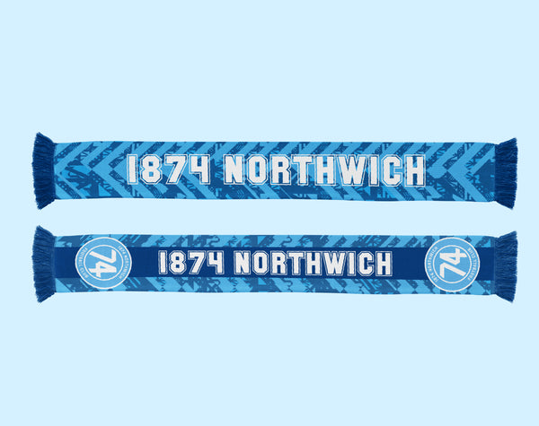 1874 Northwich Away Scarves