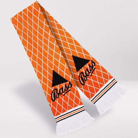 Blackpool Retro Football Scarf - 1989-'90 Home