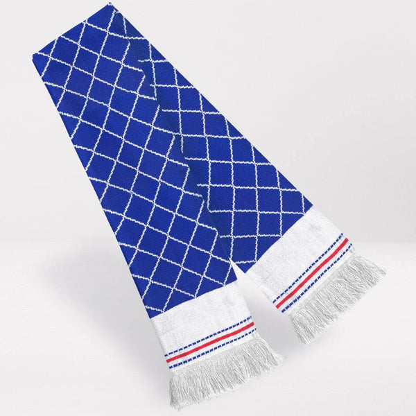 Chelsea Retro Football Scarf - 1987-'89 Home