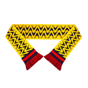Arsenal Retro Football Scarf - Bruised Banana - Fans' Favourite