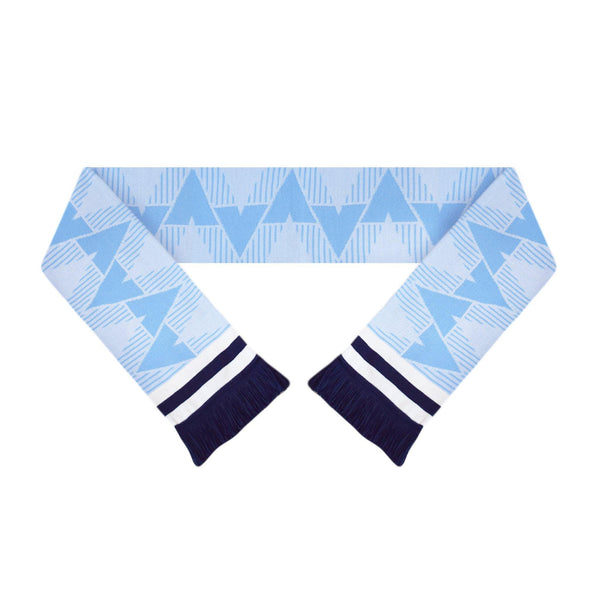 SS Lazio Retro Football Scarf - 1989-'91 Home - Fans' Favourite