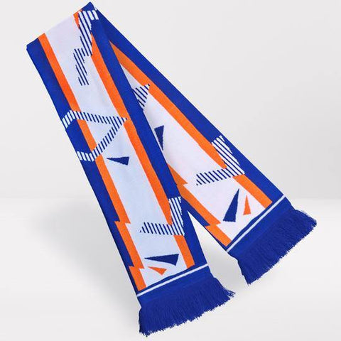 Luton Town Retro Football Scarf - 1991-'92 Home - Fans' Favourite