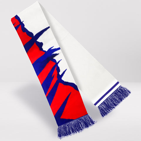 Scotland Football Scarf - 1991 1993 Away