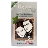 Bigen Speedy Hair Color Conditioner - Brownish Black 882 - 3 packs
