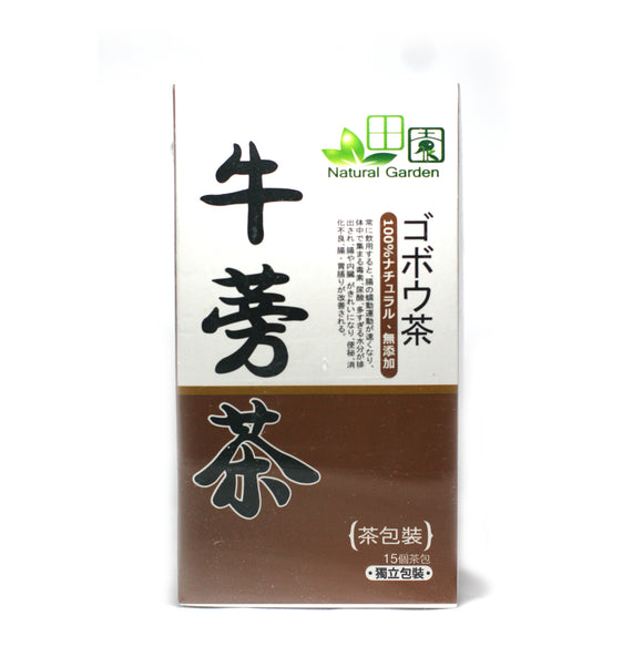 Natural Garden Burdock Tea 15 teabags