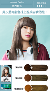 KAO Liese Soft Bubble Hair Color (Cool Ash)