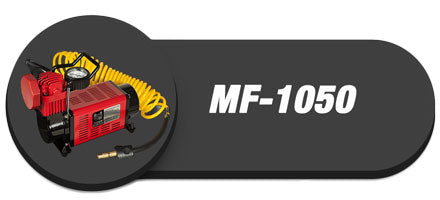 mf-1050 button to hose guide