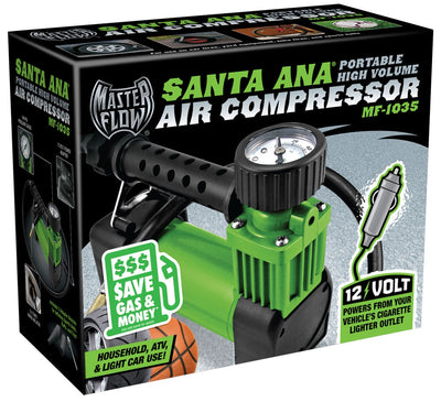 Masterflow MF-1035 Santa Ana air compressor package