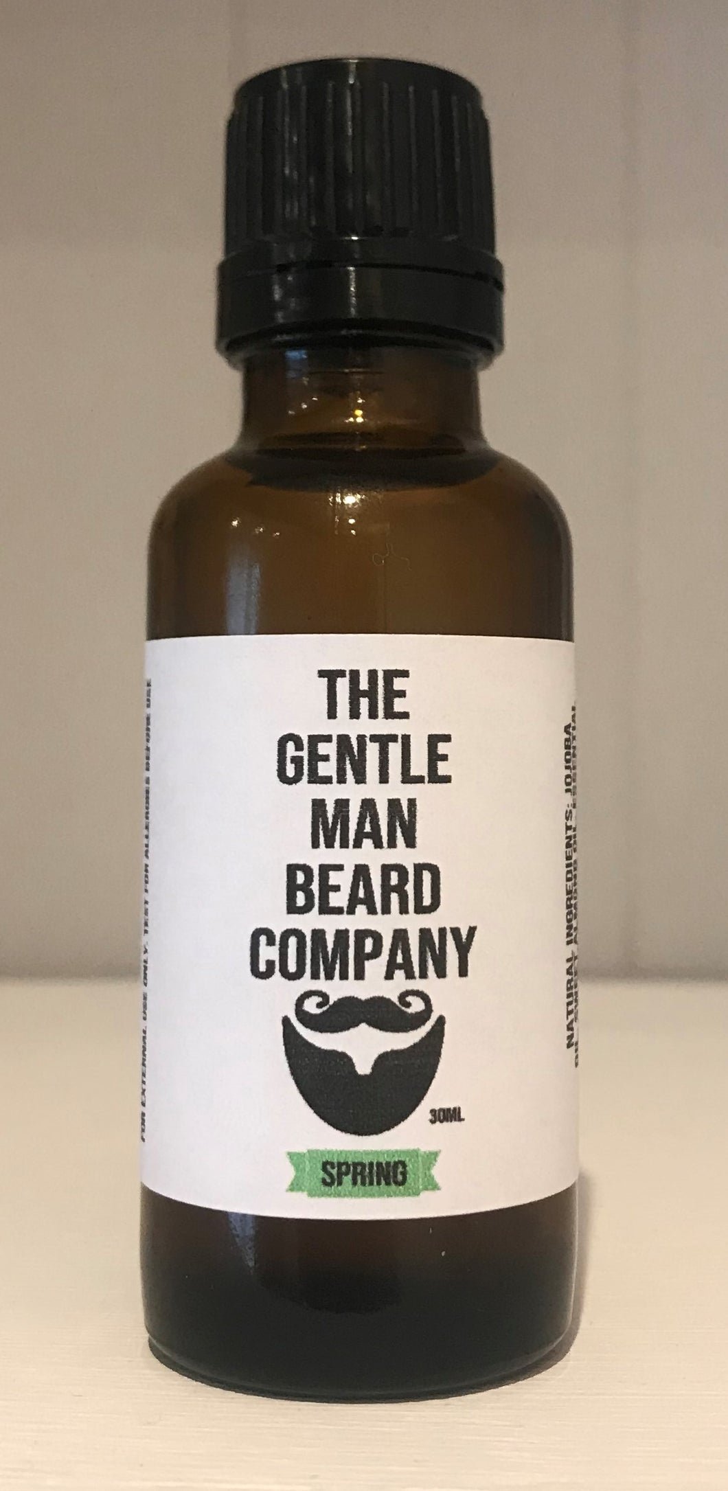 Beard Oil - Spring 30ml