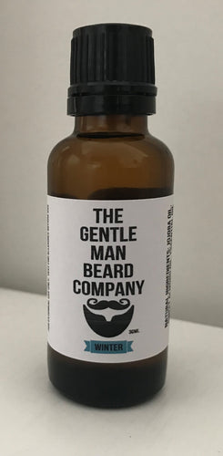 Beard Oil - Winter 30ml