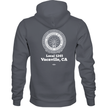 Load image into Gallery viewer, Charcoal Gray Pullover Hoodie