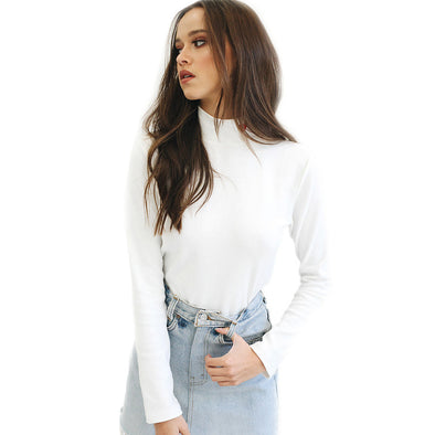 Bangor Turtleneck Long Sleeve Top