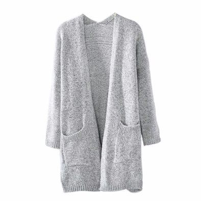 Bangor Cozy Long Cardigan