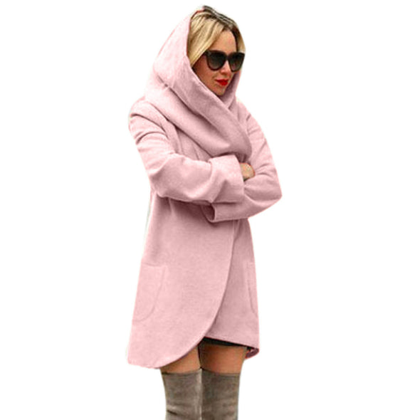 Bangor Woolen Hooded Coat