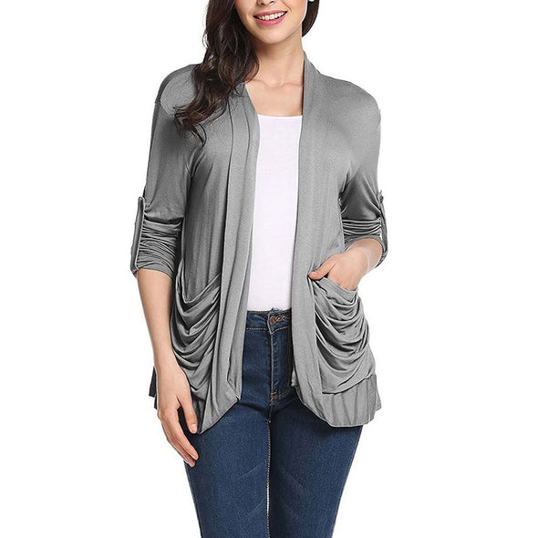 Bangor Long Sleeve Thin Cardigan