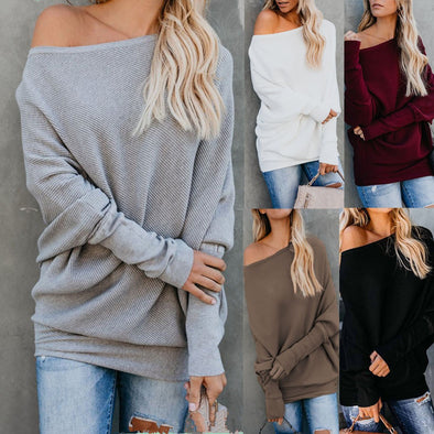 Bangor Off the Shoulder Sweater