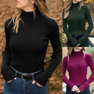 Bangor Long Sleeve Turtleneck