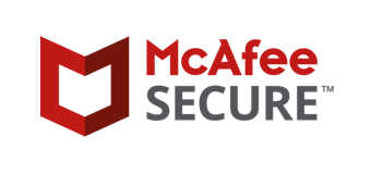 Secured by McAfee