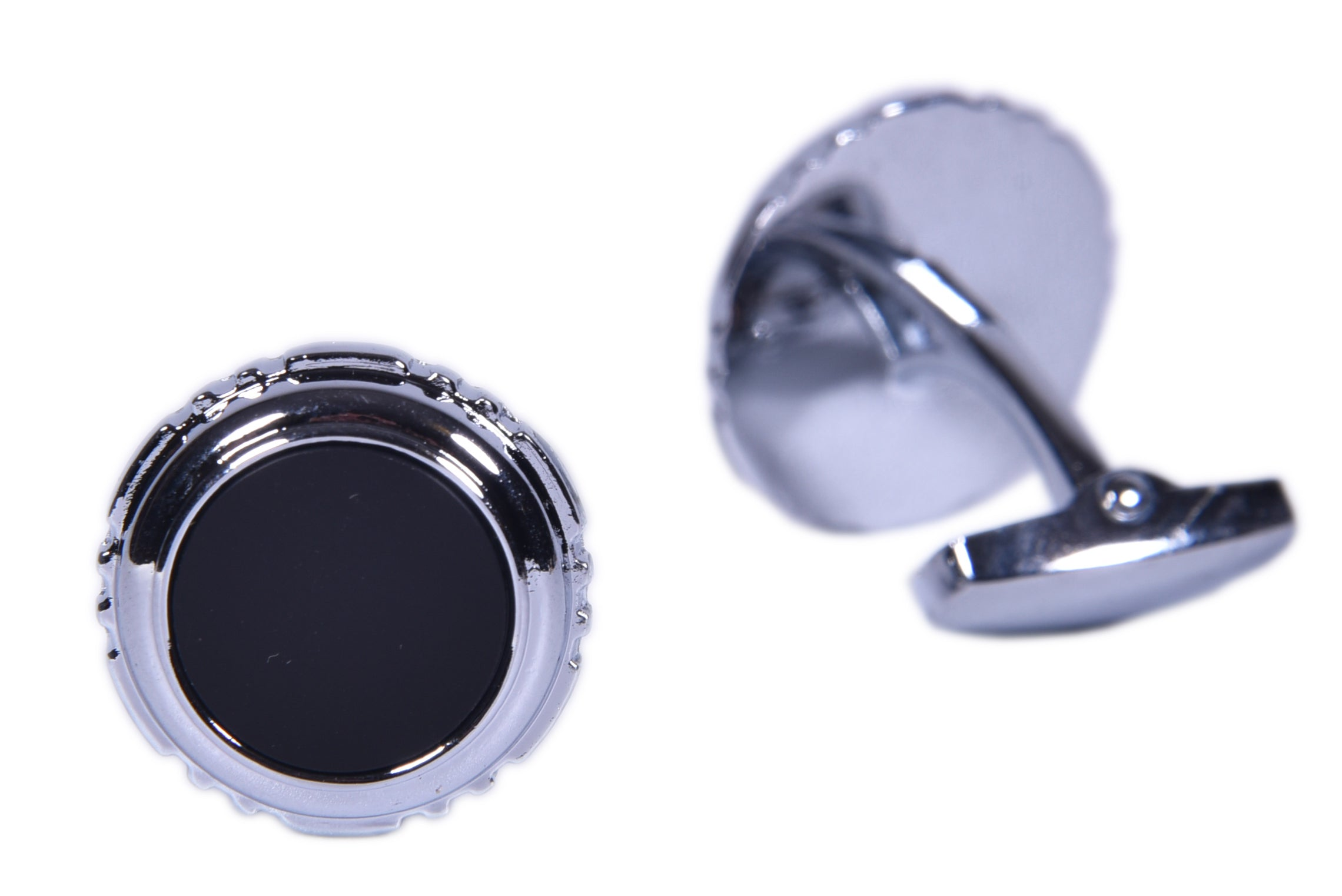Eclipse Eye Cuff Links Set