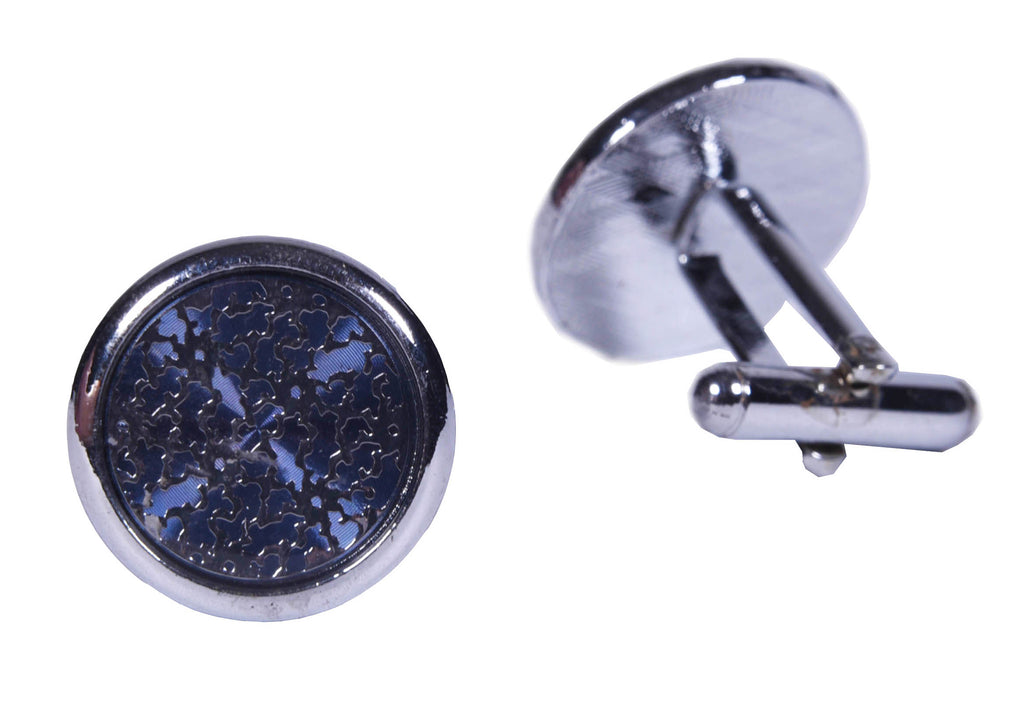 Abstract Shapes Cuff Links Set