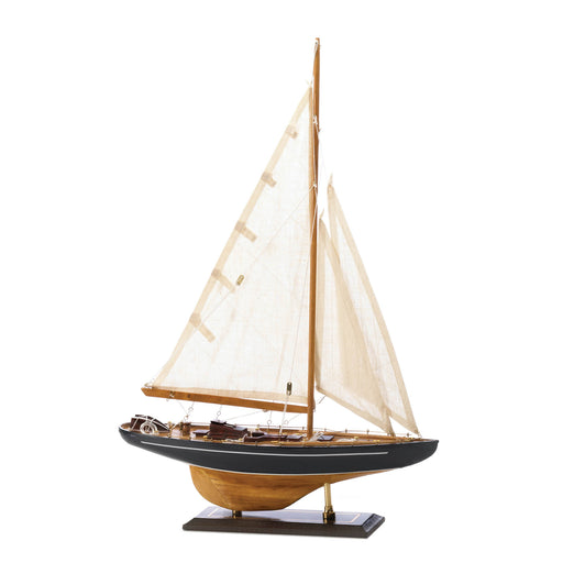 Model Ship Wooden, Sailing Ship Models Bermuda Tall Ship Model Assembled (Sold by Case, Pack of 15)
