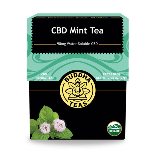 CBD Peppermint Tea | Zero THC