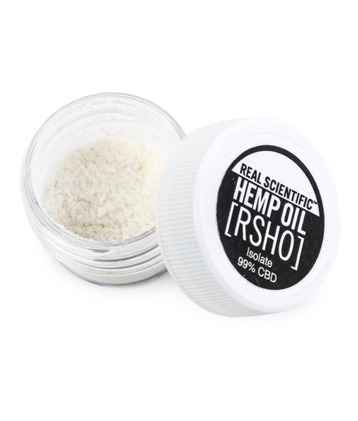 RSHO's CBD Concentrate Isolate| Zero THC