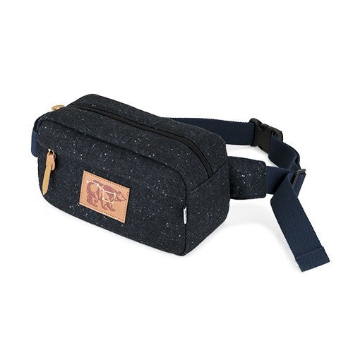 Mens Fanny Pack, 3 Bottle Insulated Front Pocket Tailgating For Women Fanny Packs