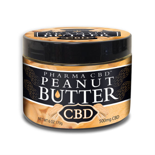 CBD Infused Peanut Butter | Zero THC