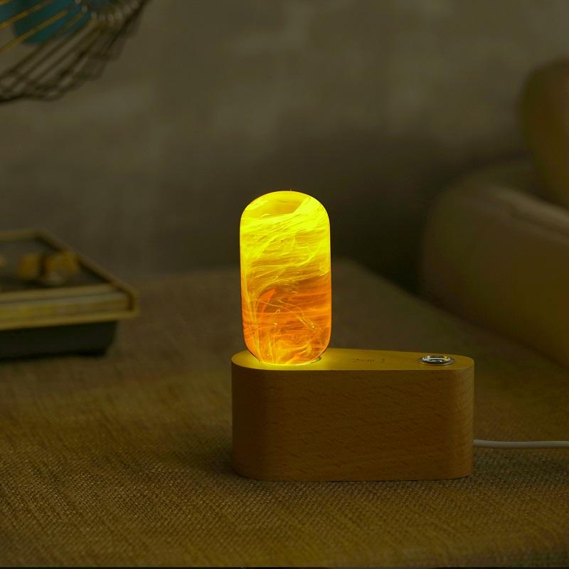 Gift Box - Flame Lamp