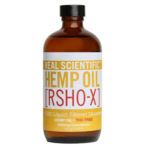 RSHO-X Liquid – 5000mg | 8oz | Zero THC