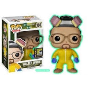 2014 SDCC-2500 LE-WALTER WHITE GITD Funko PoP!