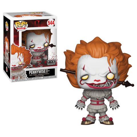 FYE EXCLUSIVE PENNYWISE IT Funko PoP!