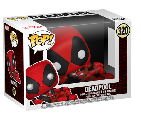 DEADPOOL PARODY Funko PoP!