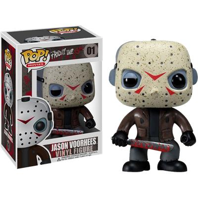 JASON VOORHEES-Friday The 13Th Funko PoP!