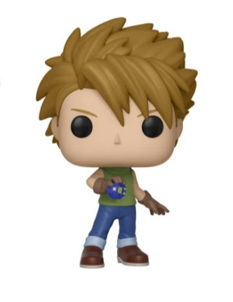 MATT-Digimon Funko PoP!
