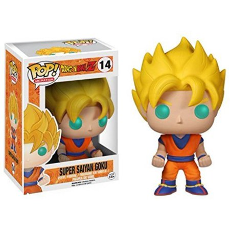 SUPER SAIYAN GOKU-Dragon Ball Z-Funko PoP!