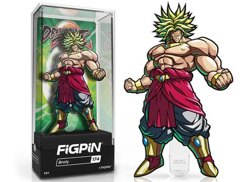 FiGPiN-DRAGON BALL FIGHTERZ: Broly