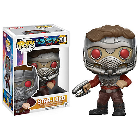 STAR LORD-Guardians Of The Galaxy 2 Funko PoP!