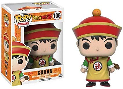 GOHAN-Dragon Ball Z-Funko PoP!
