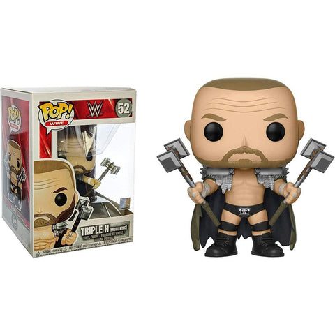 TRIPLE H-WWE Funko PoP!