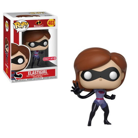 TARGET EXCLUSIVE-ELASTIGIRL-Incredibles 2 Funko PoP!