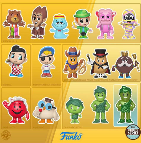 MYSTERY MINIS- Ad Icons (Full Display Case) COMING SOON